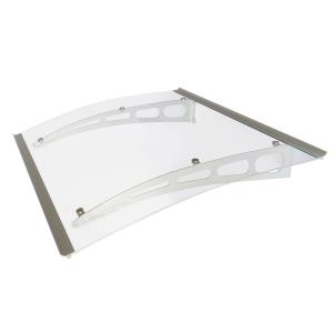 PA Series - Door Awning with Polycarbonate Panel
