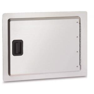 Single Access Door w/Single Wall Construction and Slam Latches