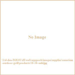 Door w/Double Drawer and Planter Storage