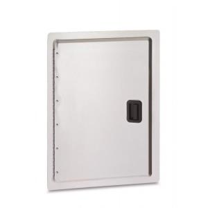 Double Access Door w/Single Wall Construction and Latches