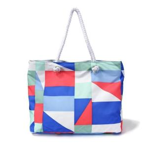 Astella - 21 Inch Large Size Tote Heavy Duty Beach Bag with Cotton Rope Handles
