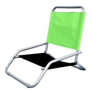 Astella - 26 Inch Outdoor Low Folding Portable Lightweight Beach Chair