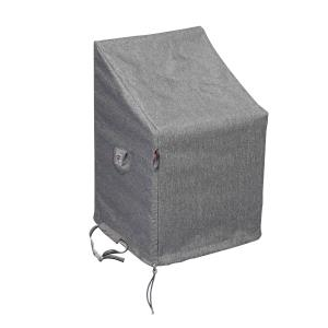 Platinum Shield Outdoor Small Chair Cover by Astella