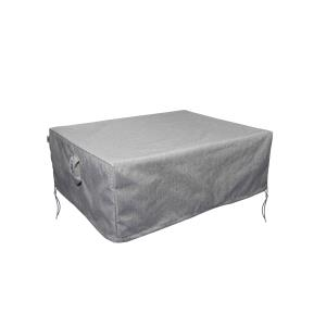 Platinum Shield Outdoor Rectangle Accent Table Cover by Astella