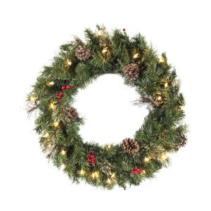 Astella - 288 Inch Christmas Tree With 35 UL-rated Lights