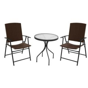 "37"" Three Piece Patio Set"