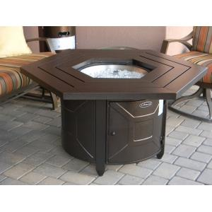 "45"" Hexagon Fire Pit"