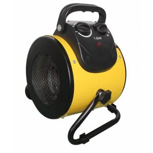 """25.5"""" Electric Heater With Ground Cage"""