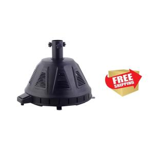"31"" Umbrella Base Electric Patio Heater"