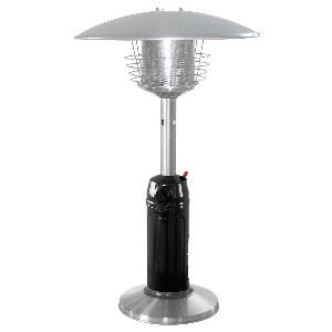 35 Inch Two Tone Tabletop Patio Heater Heater