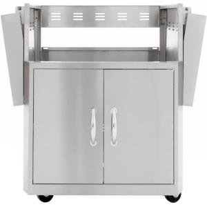 Professional - Grill Cart for 27-Inch 2-Burner Gas Grill