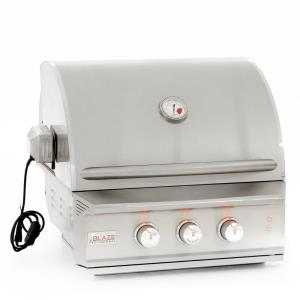 Blaze - 27 Inch Natural Gas 2 Burner Professional Built-In Grill