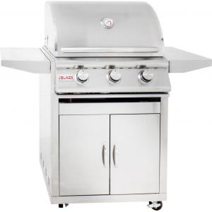 25 Inch 3-Burner Built-In Grill