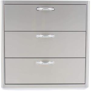 Blaze - 30 Inch Triple Access Drawer
