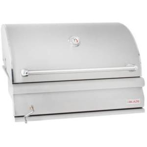 "Blaze - 32"" Charcoal Grill"