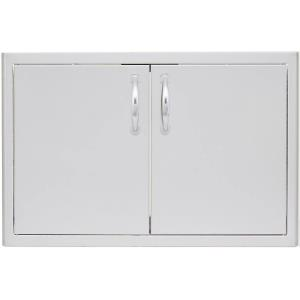 "Blaze - 32"" Double Access Door With Paper Towel Dispenser"