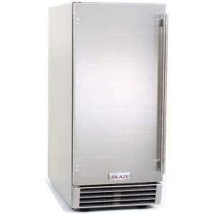 Blaze - 15 Inch 50 lbs Outdoor Ice Maker