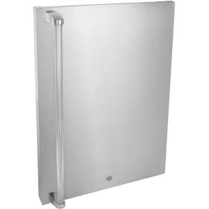 Blaze - 31.44 Inch Stainless Steel Front Door Upgrade 4.5