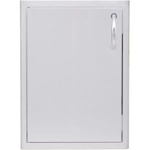 Blaze - 18 Inch Vertical Left Handed Single Access Door