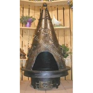 Garden - 44 Inch Gas Chiminea