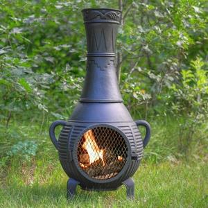 Pine - 44 Inch Regular Chiminea