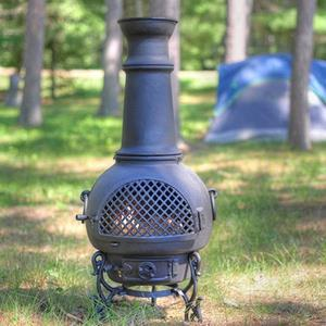 Gatsby - 44 Inch Regular Chiminea