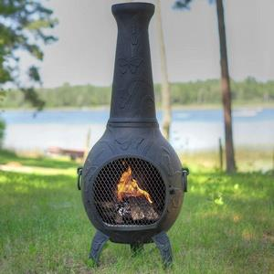 Butterfly - 52 Inch Regular Chiminea