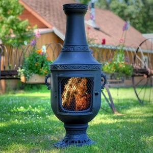 Venetian - 52 Inch Regular Chiminea