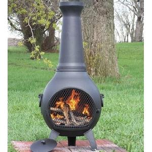 Prairie - 54 Inch Regular Chiminea