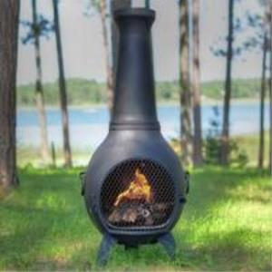 Prairie - 54 Inch Gas Chiminea