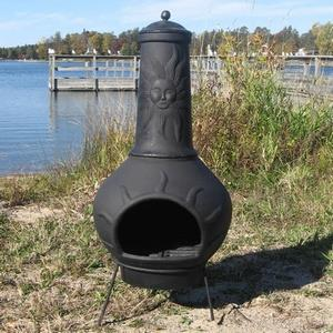 Sun Ray - 33 Inch Regular Chiminea
