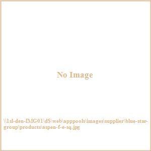 """Terrace Mates - 18"""" Aspen Folding Square End Table"""