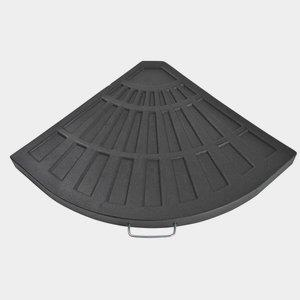 "Gaelen - 19"" Flat Umbrella Base"