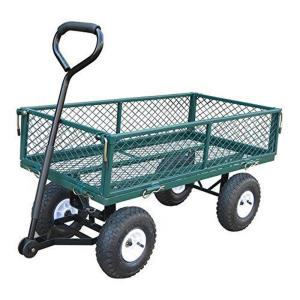 37.5 Inch Garden Cart