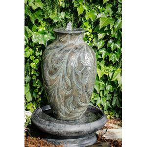 "Brielle - 29"" Water Fountain with LED Lamp"