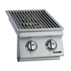 Slide-In Double Side Burner