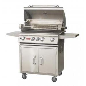 "Angus - 30"" Gas Grill On Cart"
