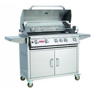 "Brahma - 38"" Gas Grill On Cart"