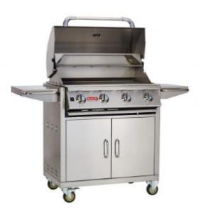 "Lonestar - 30"" Gas Grill On Cart"