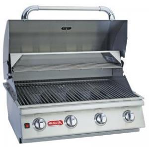 Lonestar - 30 Inch Drop In Gas Grill
