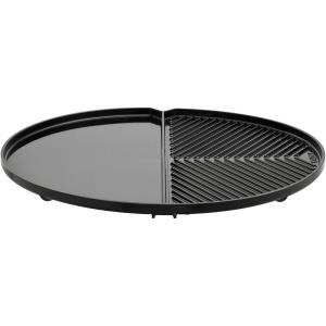 Carri Chef - 18.4 Inch Split Grill/Griddle Plate
