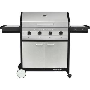 Meridian 4 - Propane Gas BBQ Grill -  4 Burners