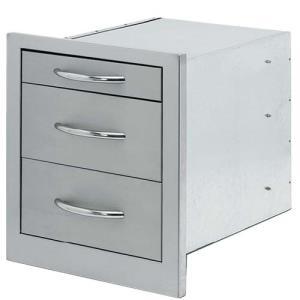 3 Drawer Storage Wide