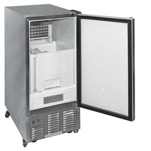 Outdoor SS Ice Maker
