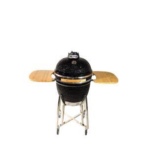 21 Inch Kamado Smoker Grill