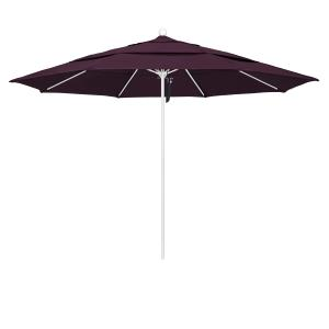 11' Fiberglass Market Umbrella with Double Wind Vent