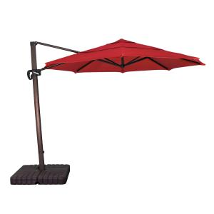 11' Cantilever Umbrella with Double Wind Vent
