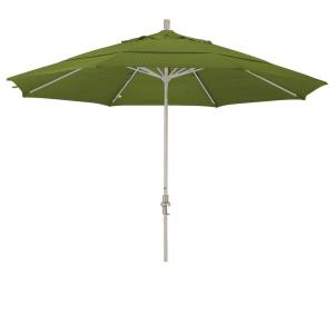 11' Aluminum Market Umbrella with Double Wind Vent
