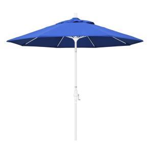 9' Fiberglass Market Umbrella