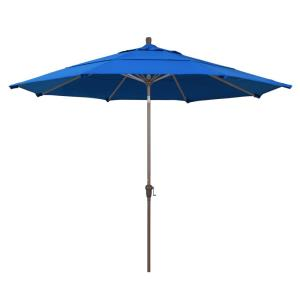 11' Aluminum Market Umbrella